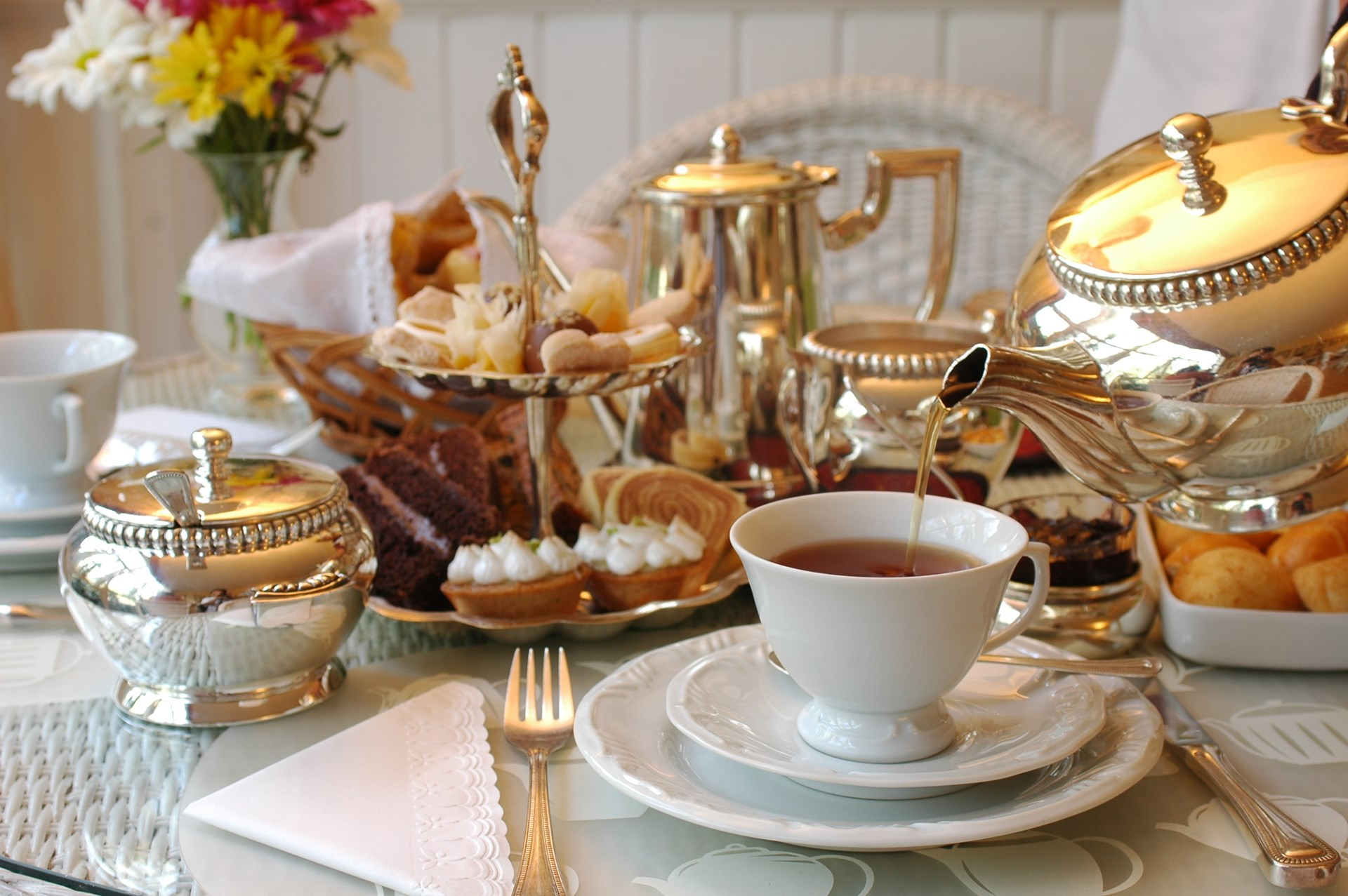 Where to Find the Best Afternoon Tea in London