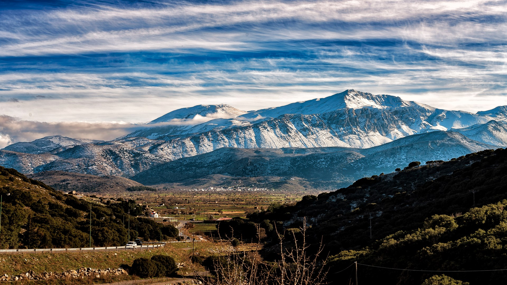 Why you should visit Crete in winter time