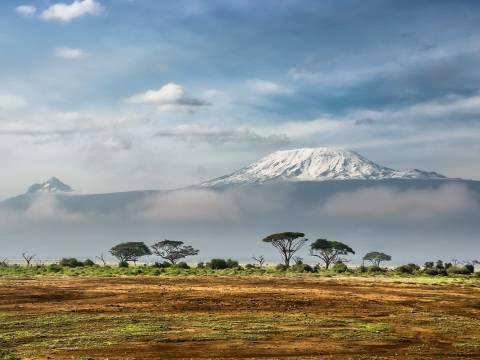 Landscape of Kenya