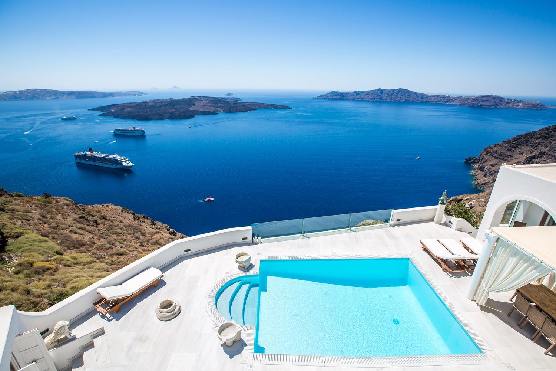 The TC Villa Santorini