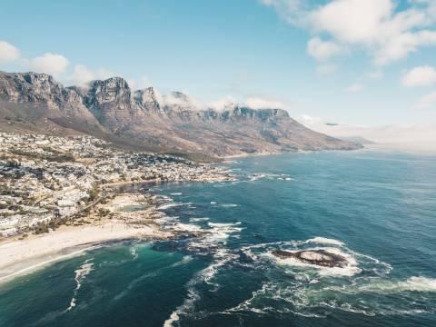 Landscape of South Africa