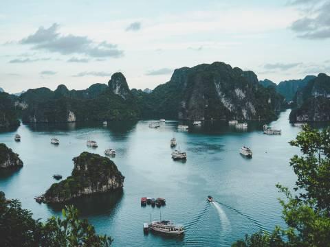 Landscape of Vietnam