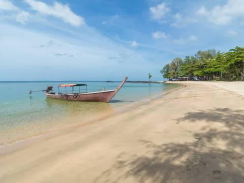 Landscape of Koh Jum