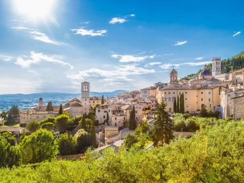 Landscape of Umbria