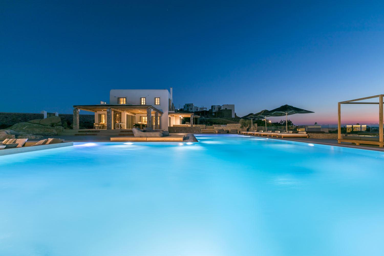 Top 10 Villas to Rent in Mykonos