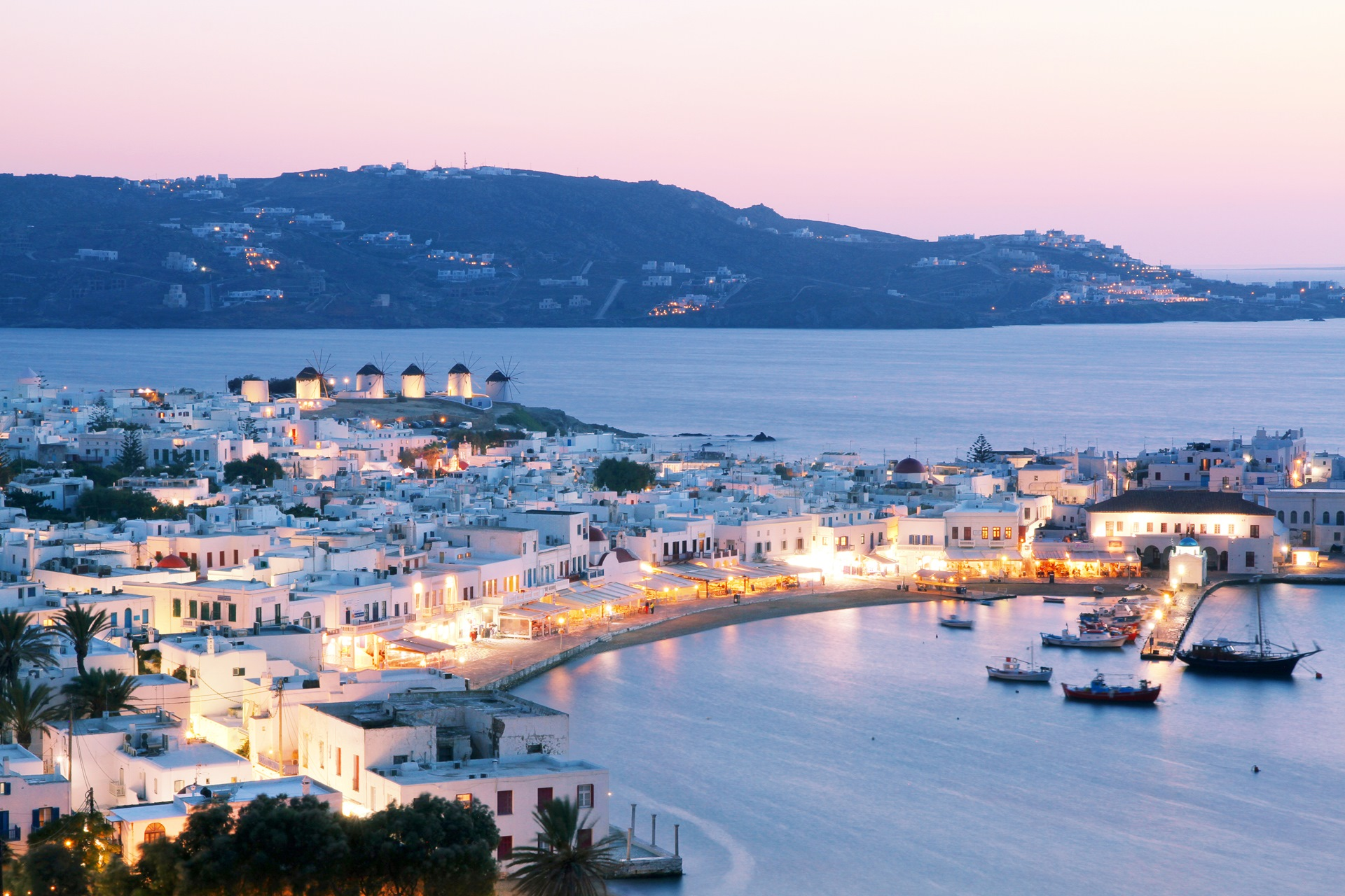 The best places to stay in Greece