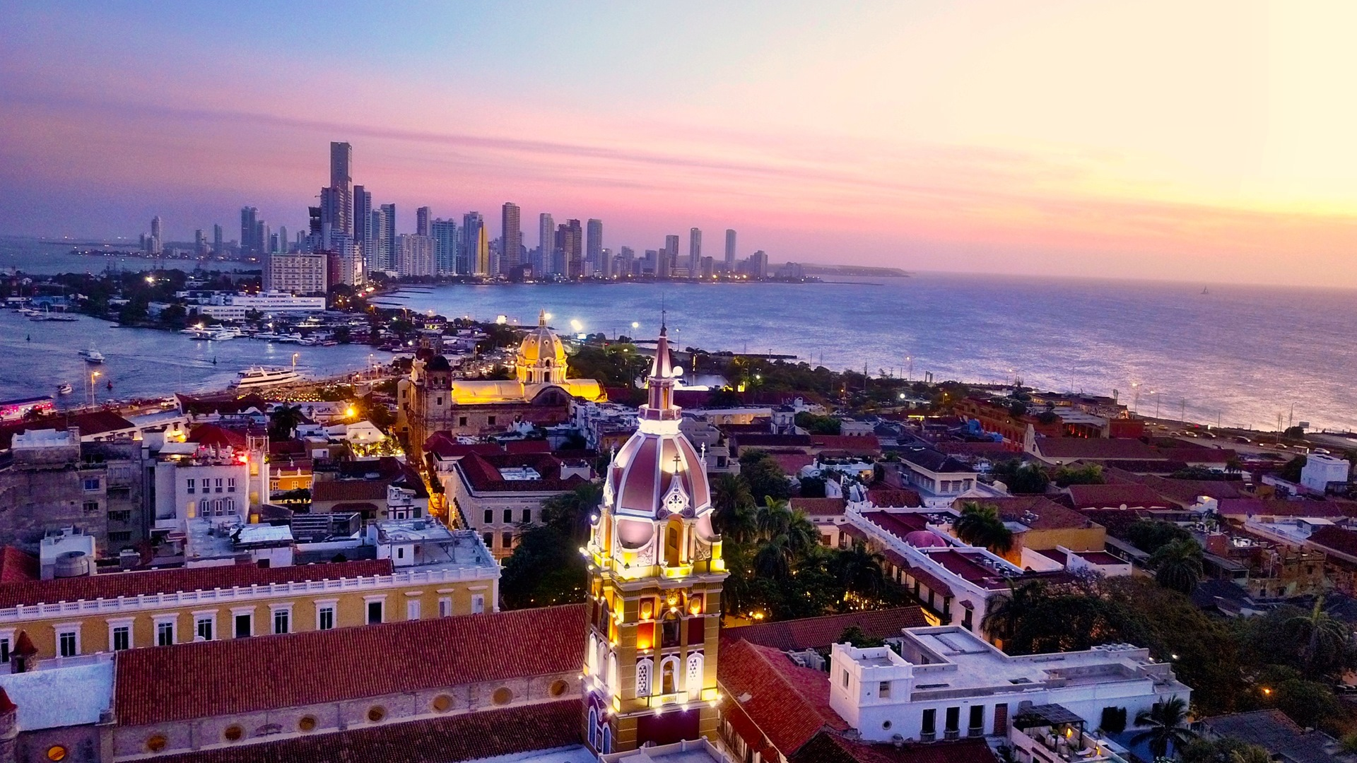 Top things to do in Colombia