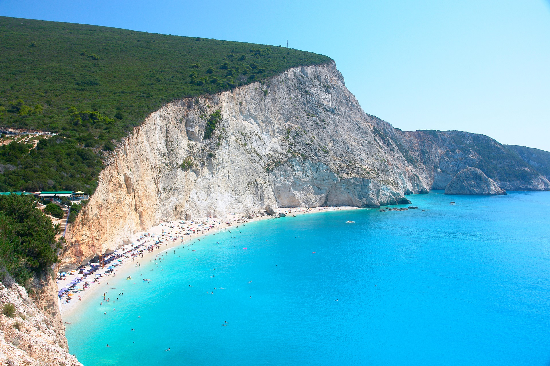The best beaches in Ionian Islands