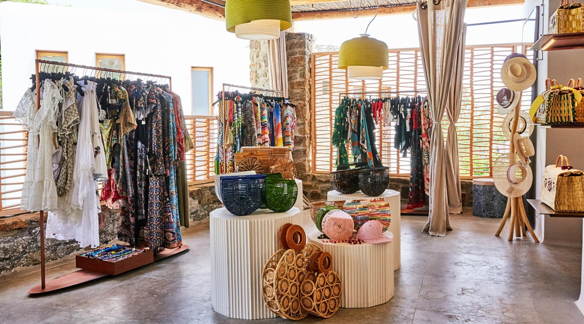 The best shops in Mykonos Island