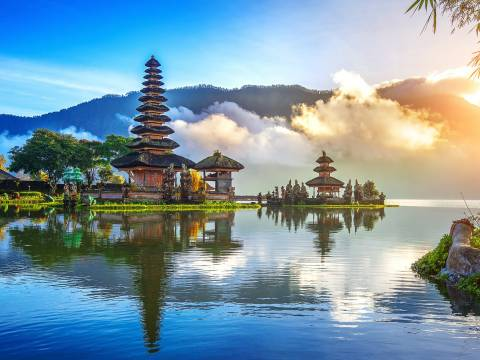 Landscape of Bali