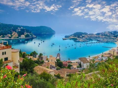 Landscape of Mallorca