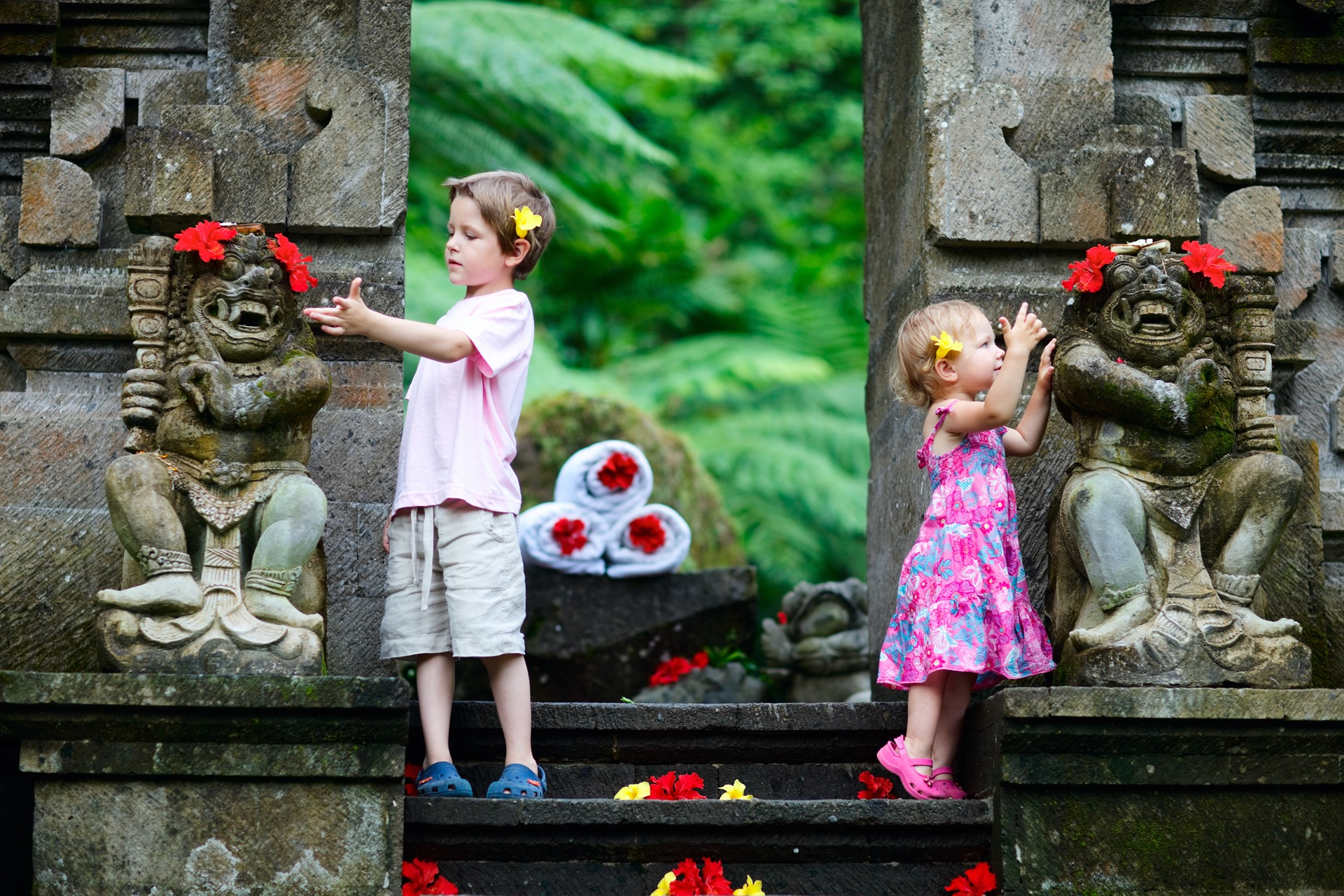 Best things to do for kids in Bali