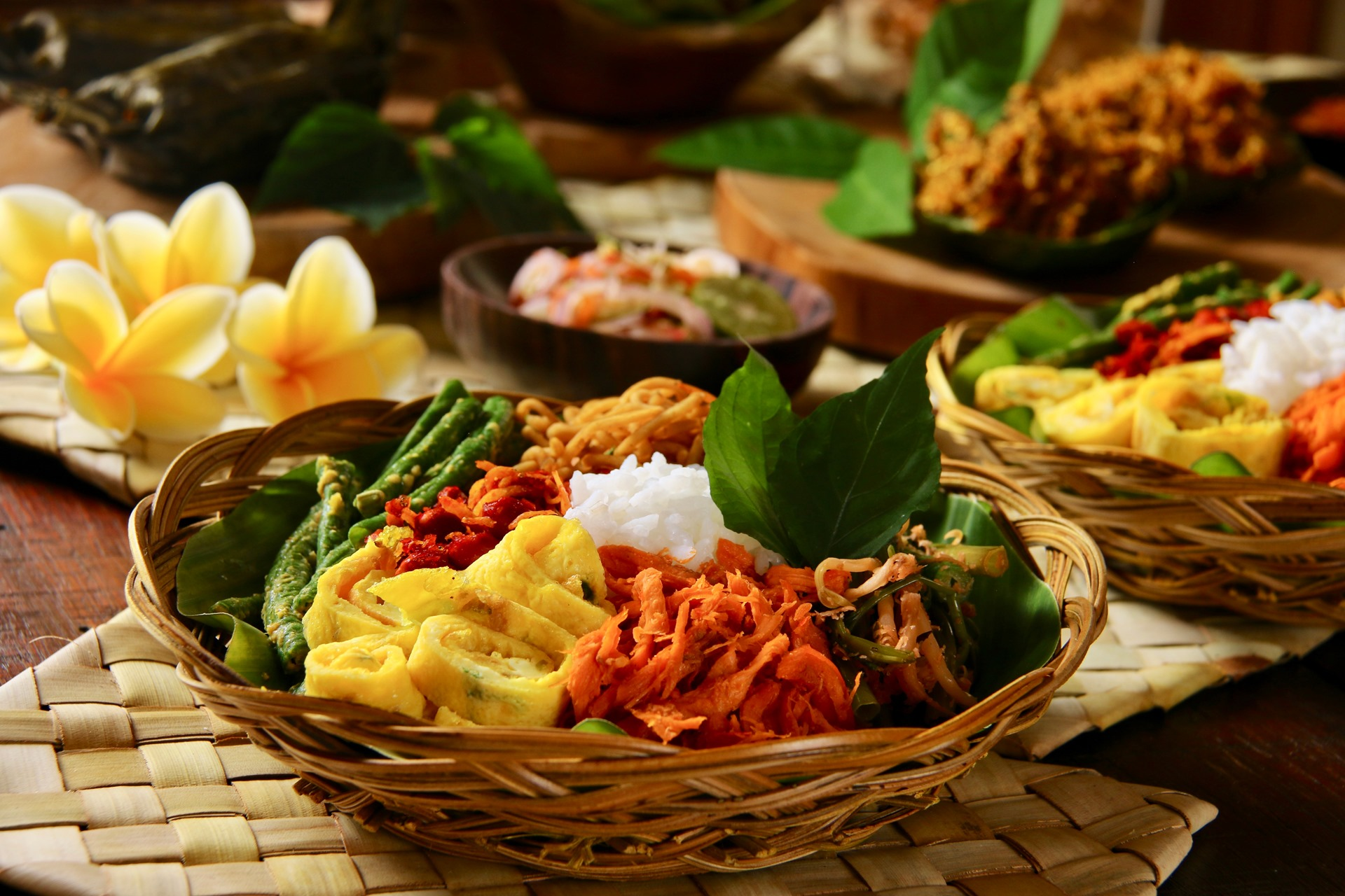 Most popular food to try in Bali