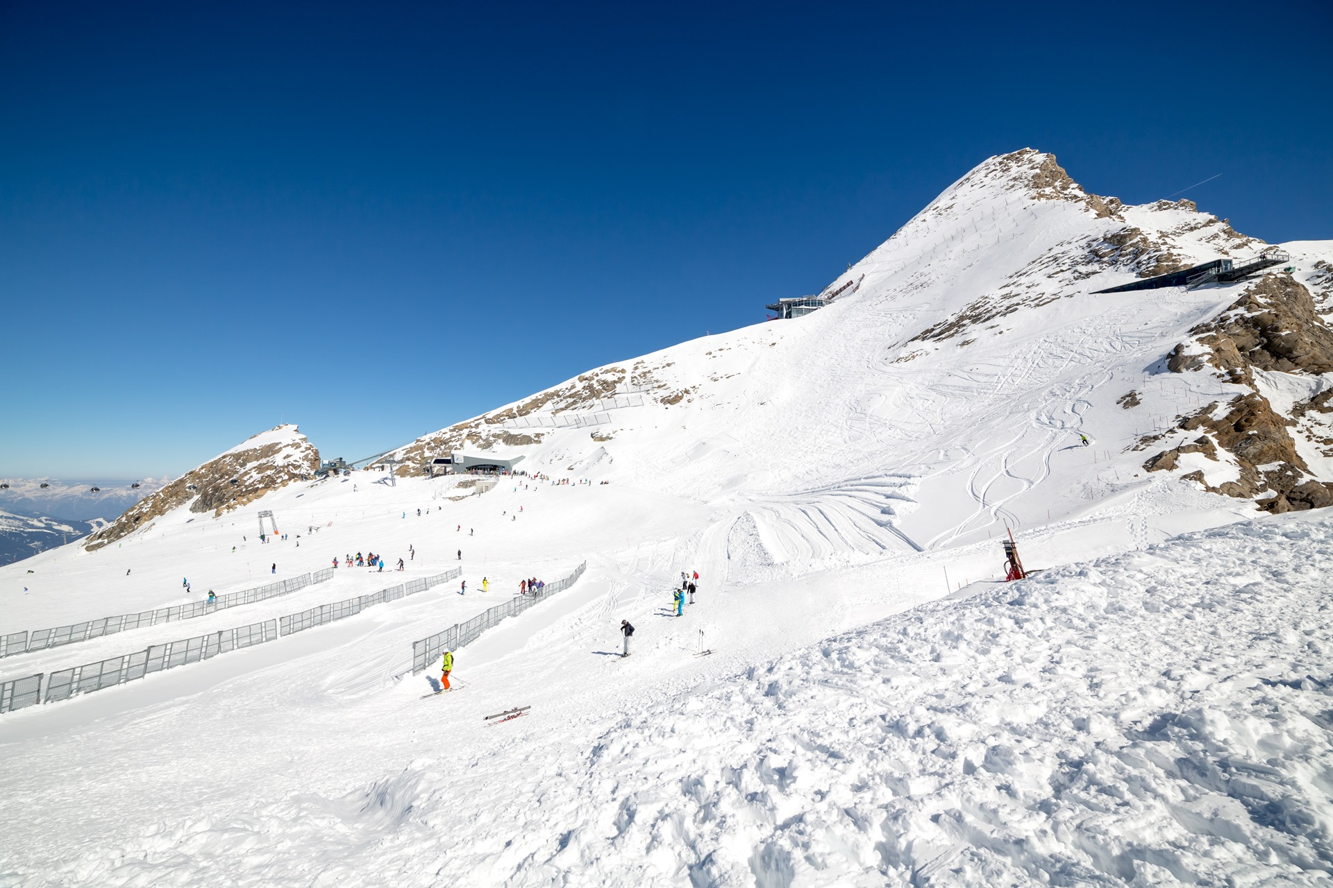 The world's biggest ski areas