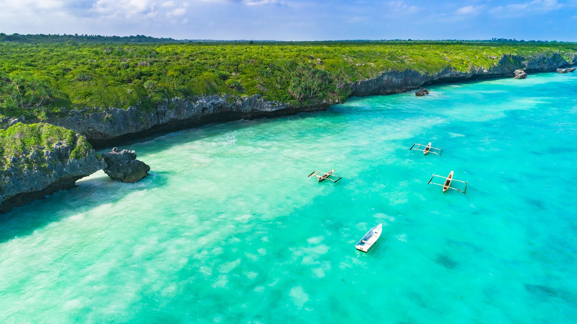 Top sights in Zanzibar
