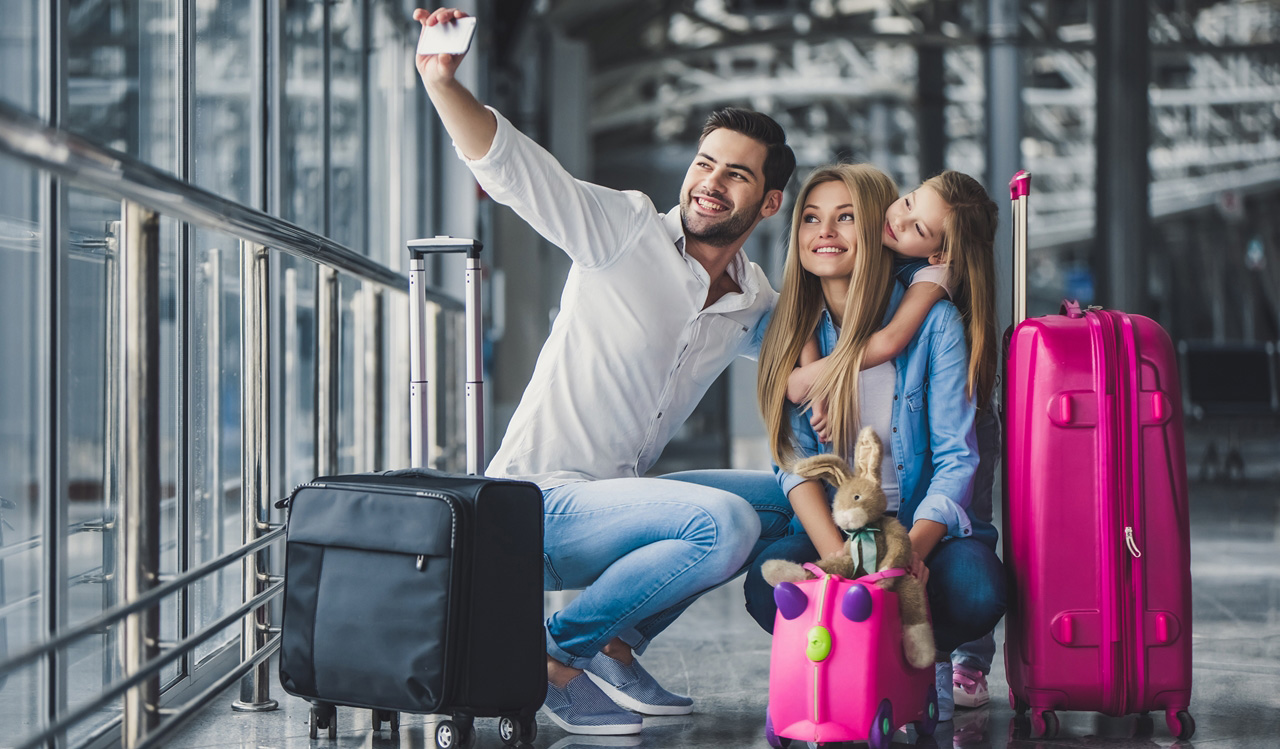 Themed Travel Destinations with Family