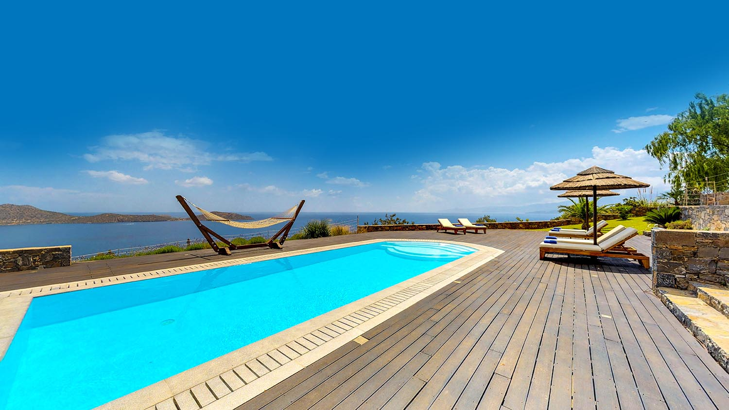 6 amazing villas in Elounda that you have to visit