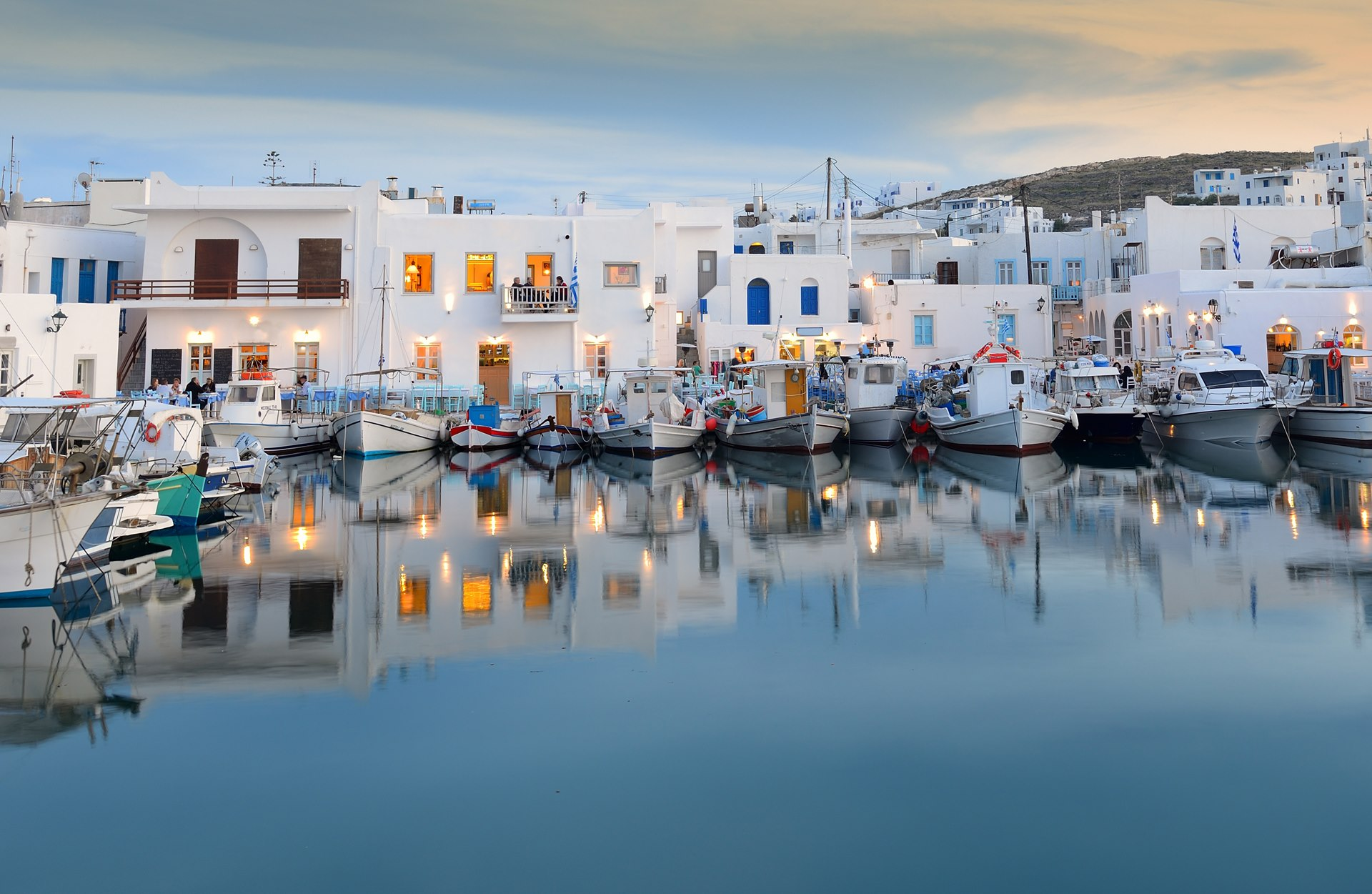 What to eat in Paros Island