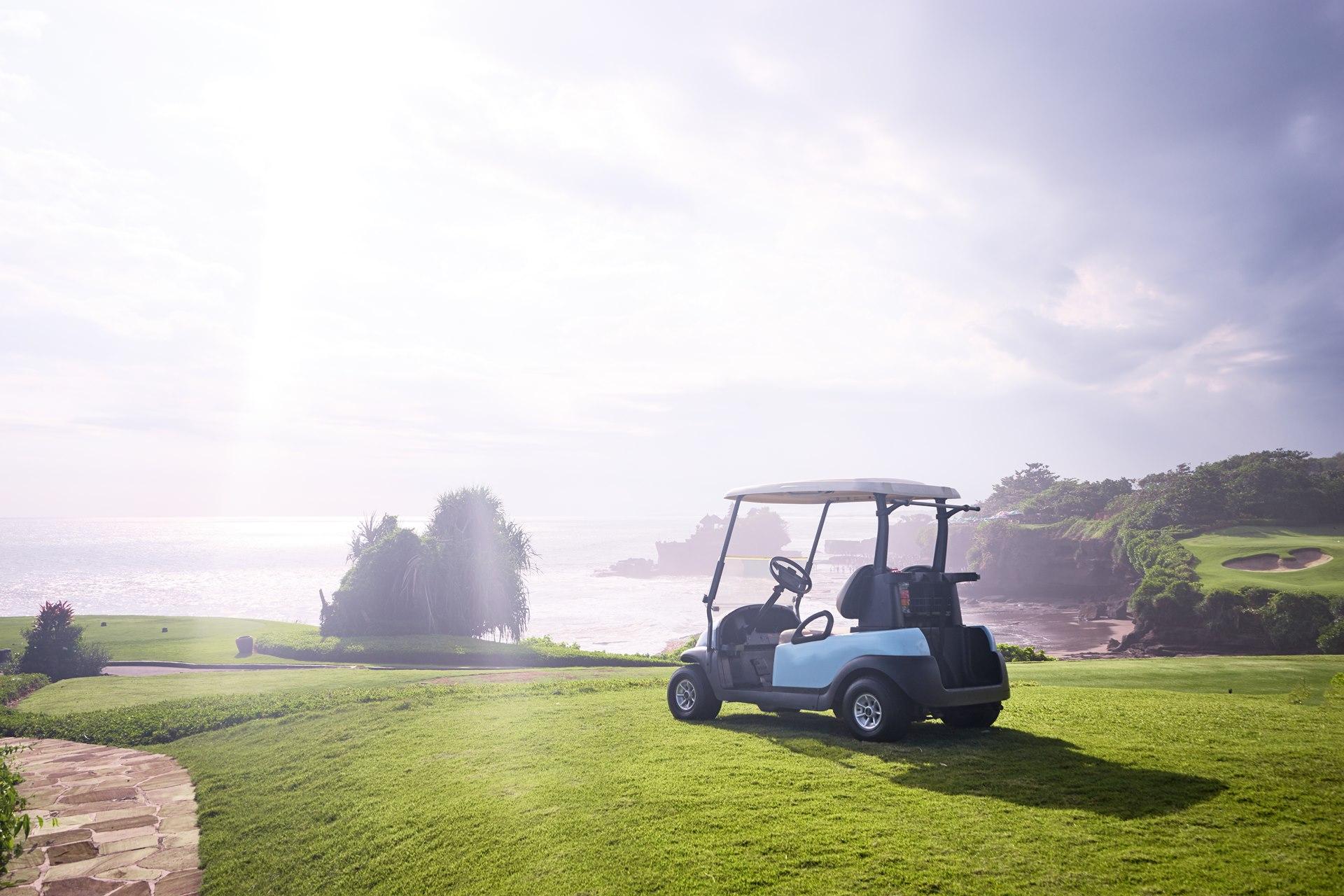 Top 5 of Asia's Golf Destinations