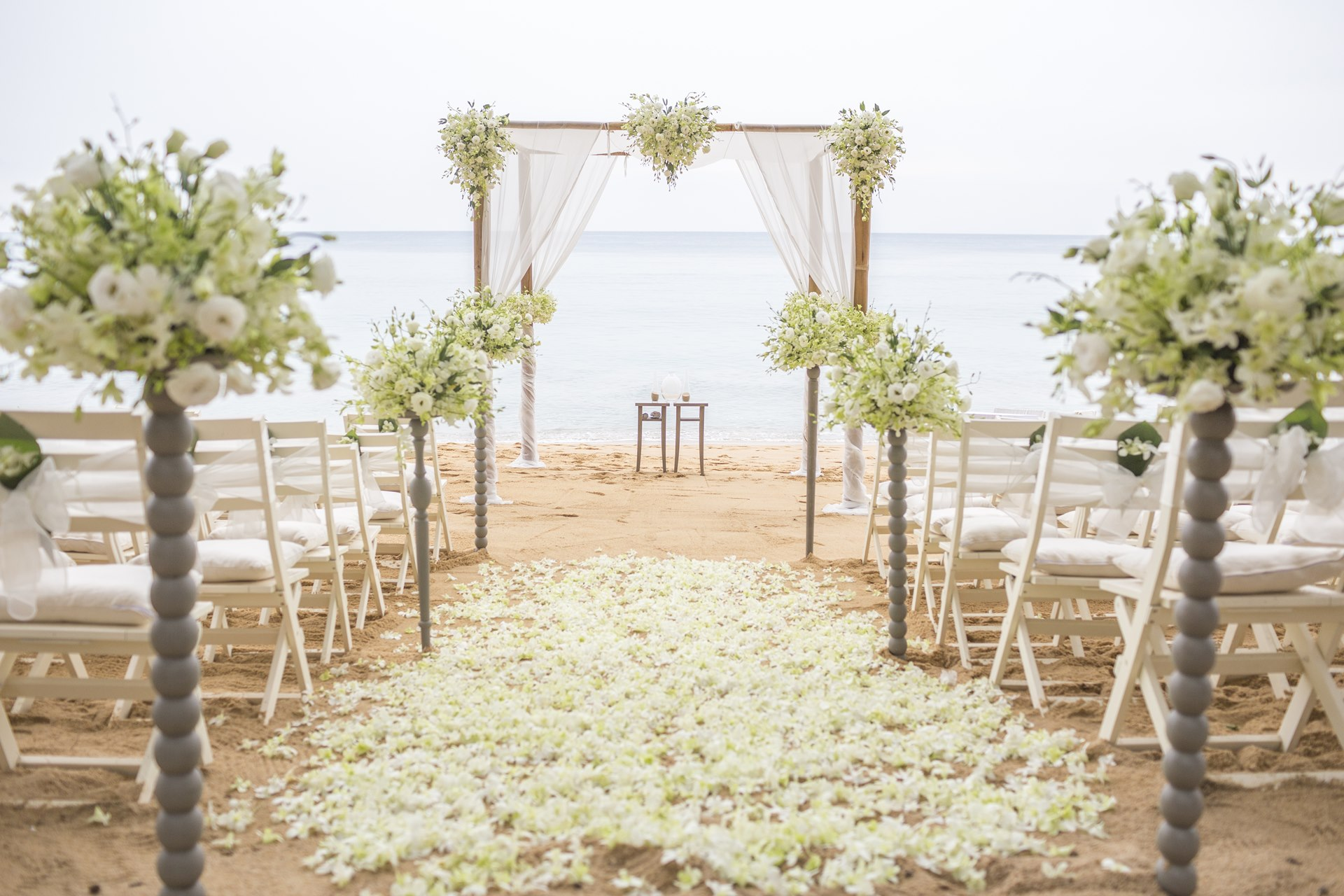 The most beautiful locations for a wedding ceremony