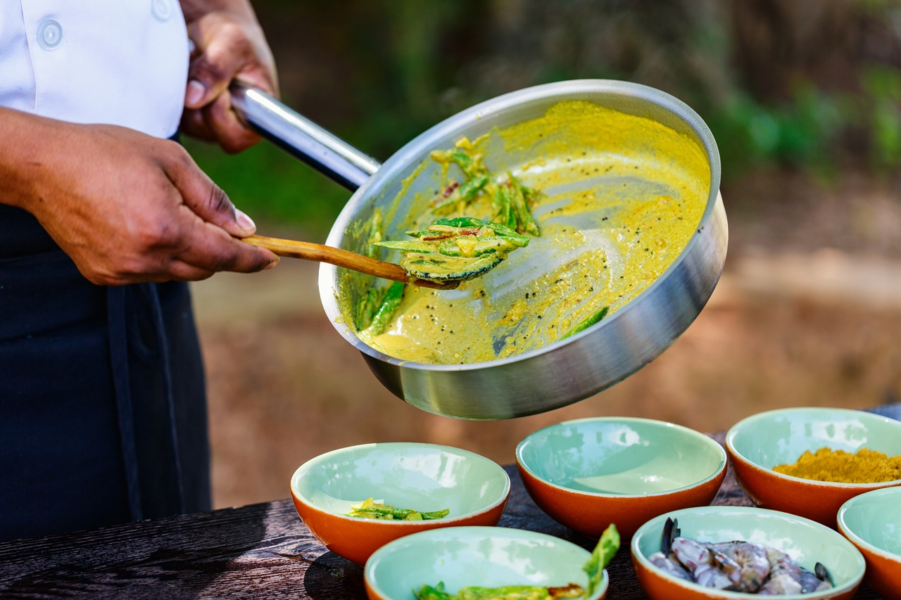 Discover the flavours of Sri Lanka
