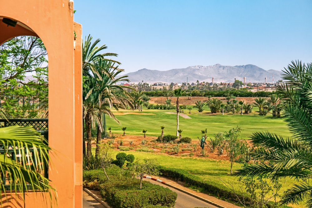 Best Golf Courses in Morocco
