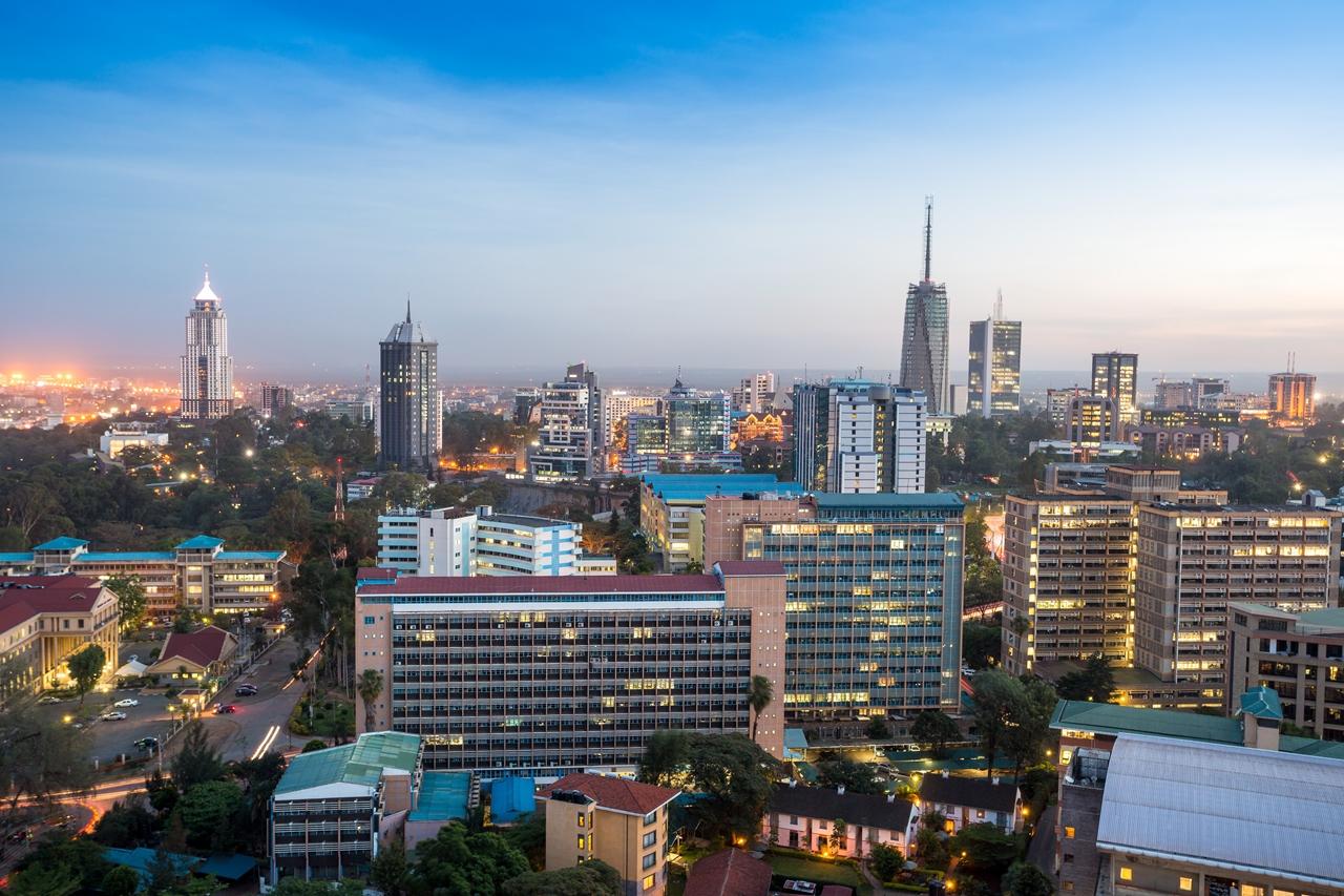 Exquisite Africa From Nairobi, Kenya