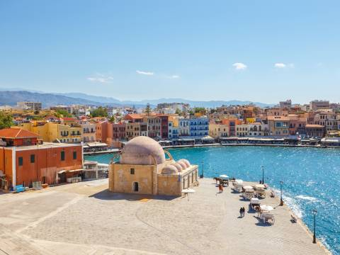 Landscape of Chania