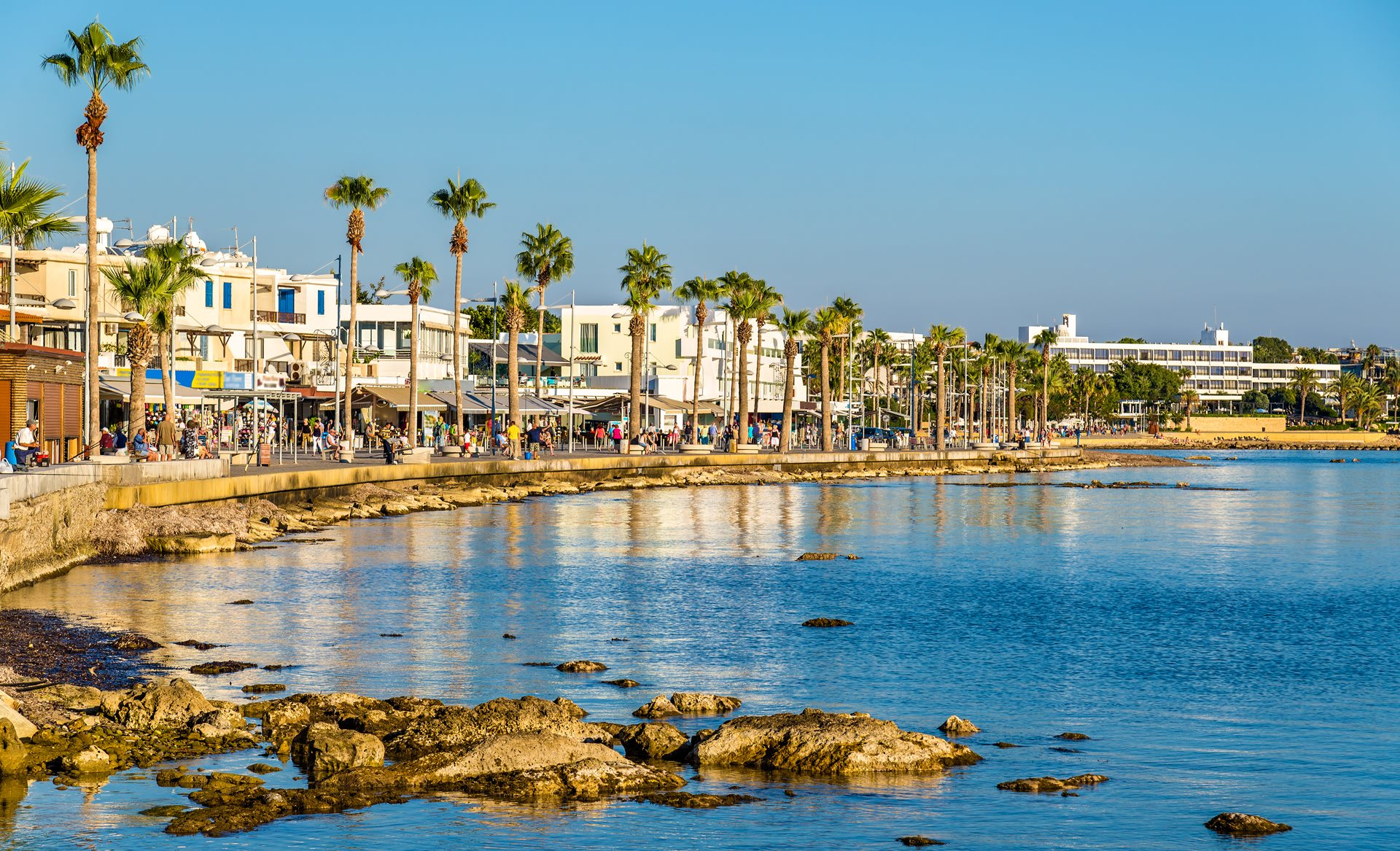 Spend a weekend in Paphos