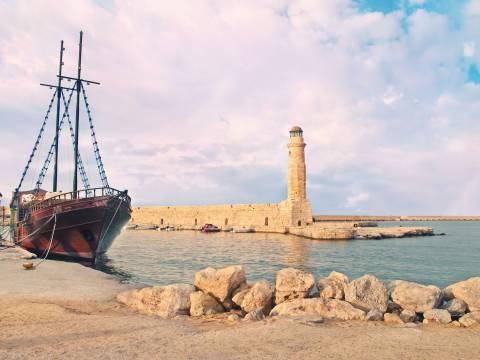 Landscape of Rethymno