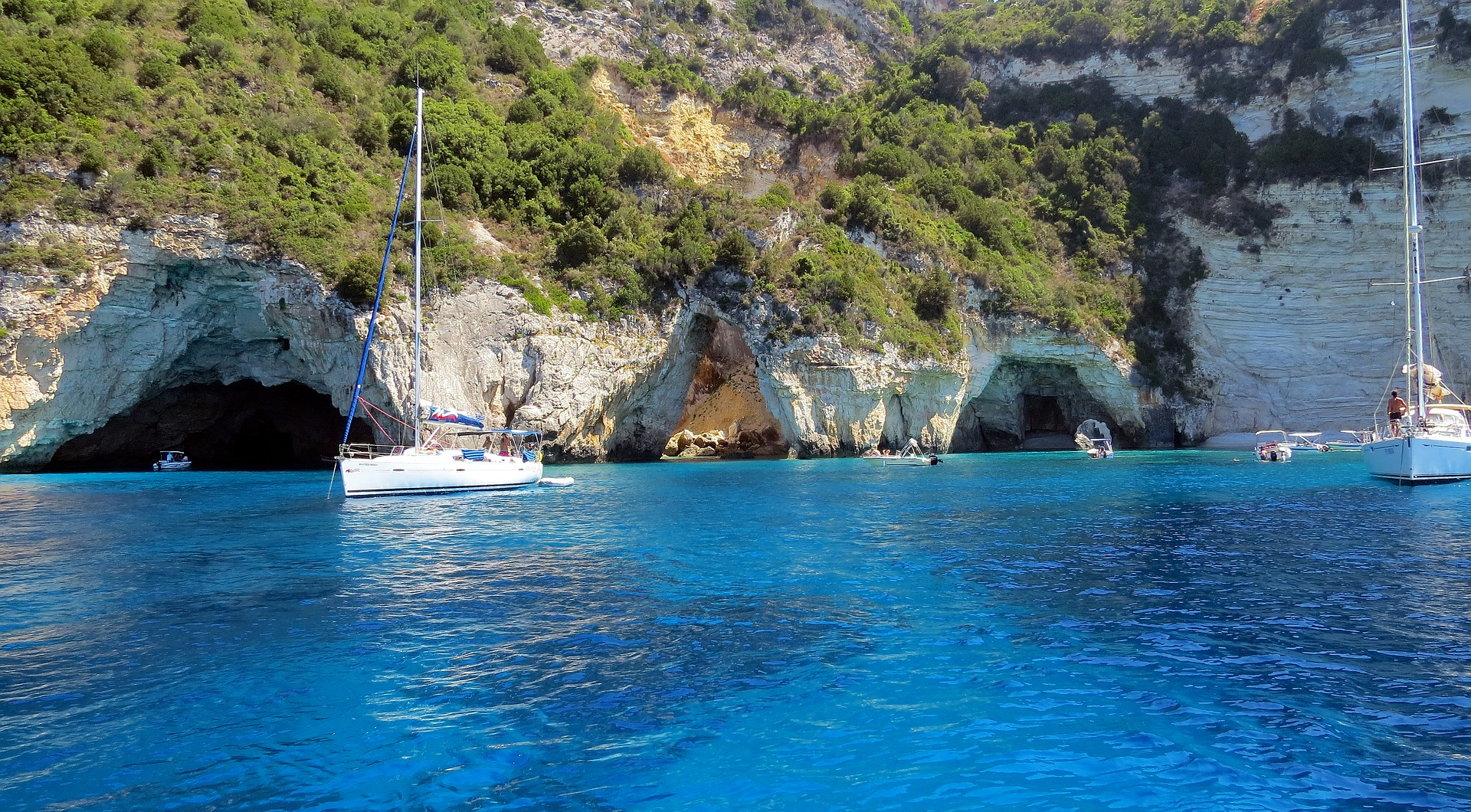 A Guide of Ionian Islands