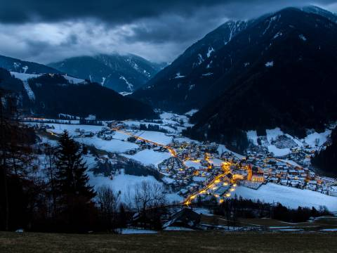 Landscape of Dolomites