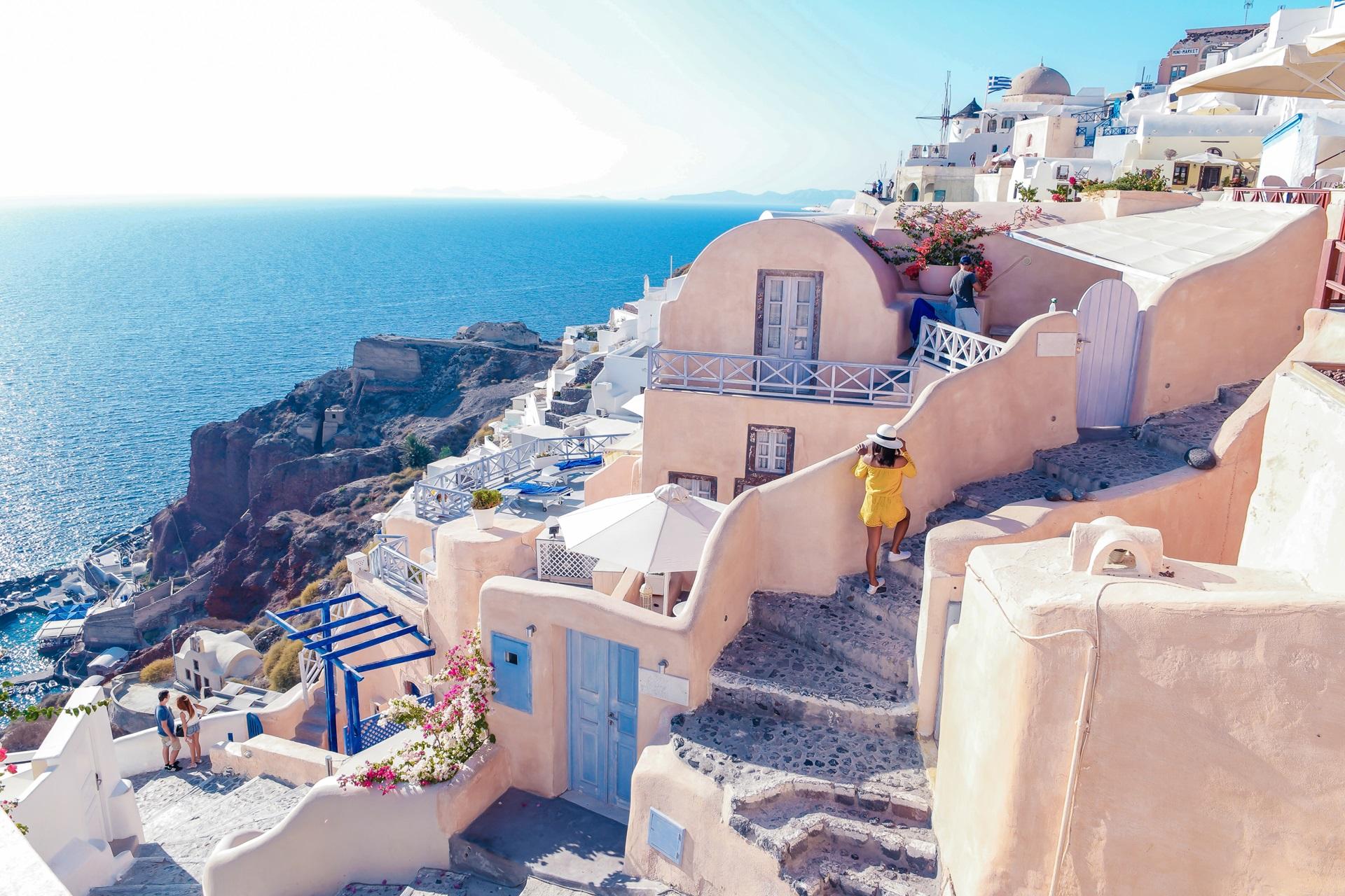 Santorini things to do