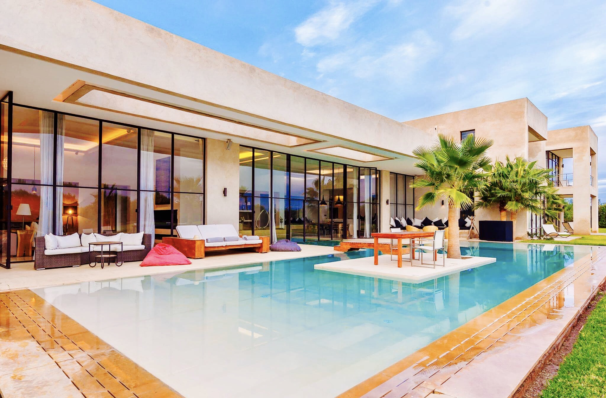 These 4 villas in Morocco will inspire you