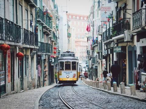 Landscape of Portugal