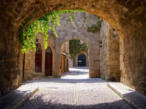 Landscape of Rhodes