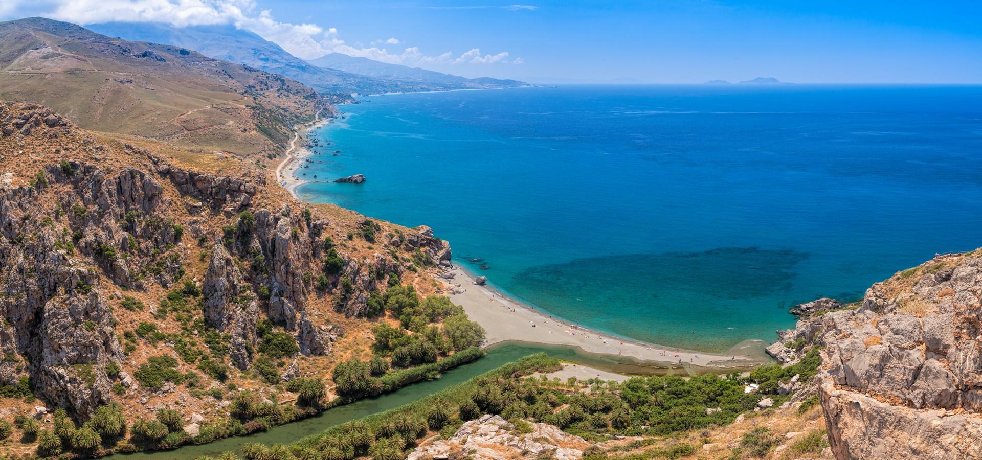 Best Beaches in Rethymno