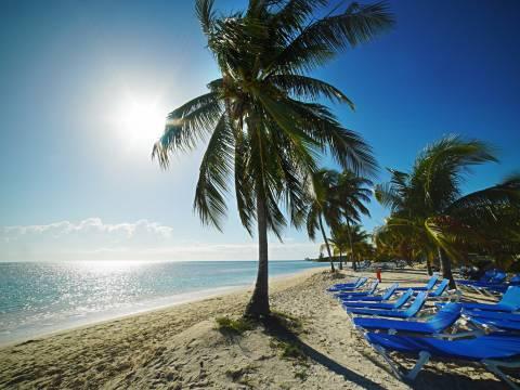 Landscape of Bahamas