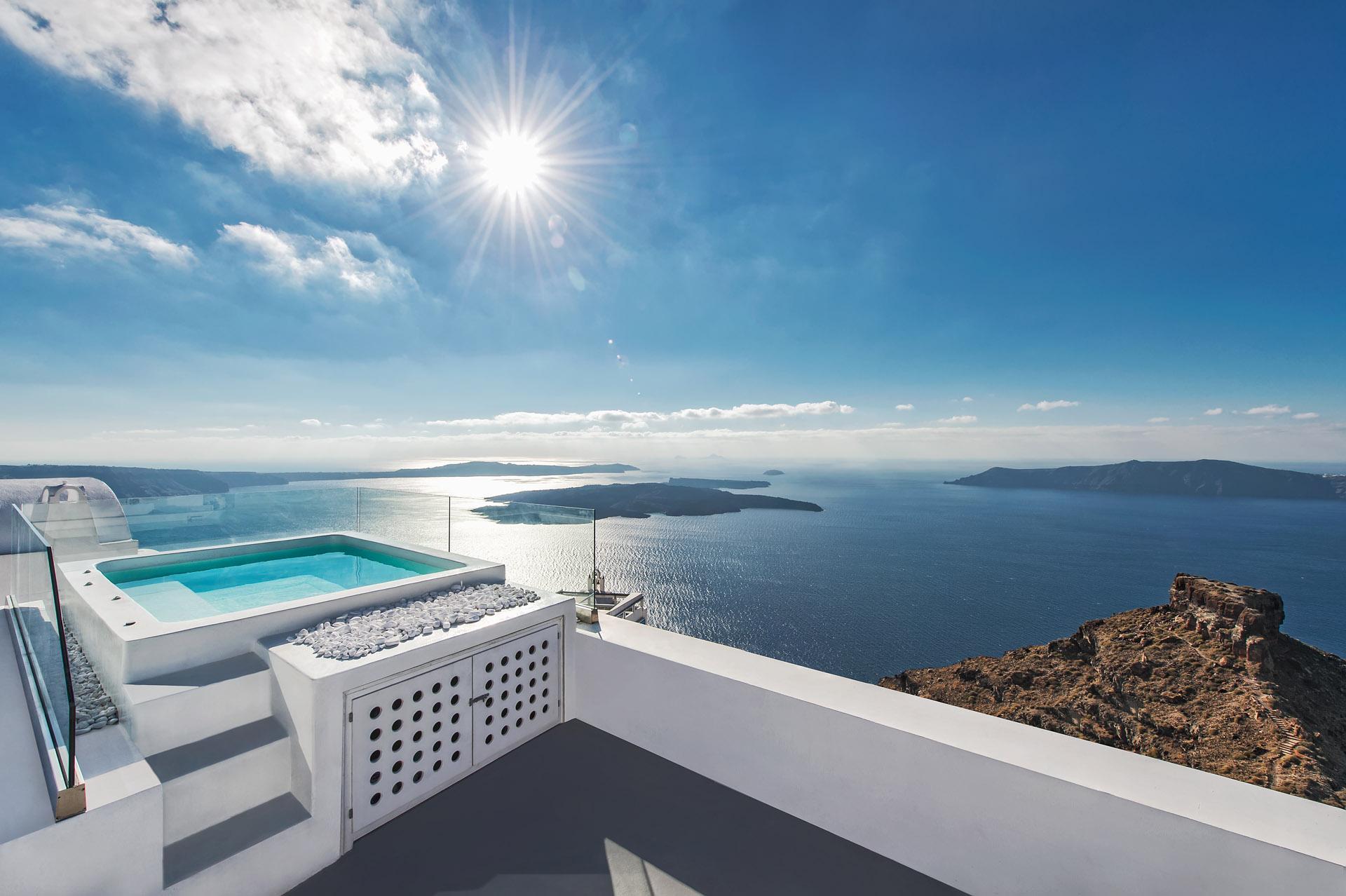 Malteza Private Villa Santorini