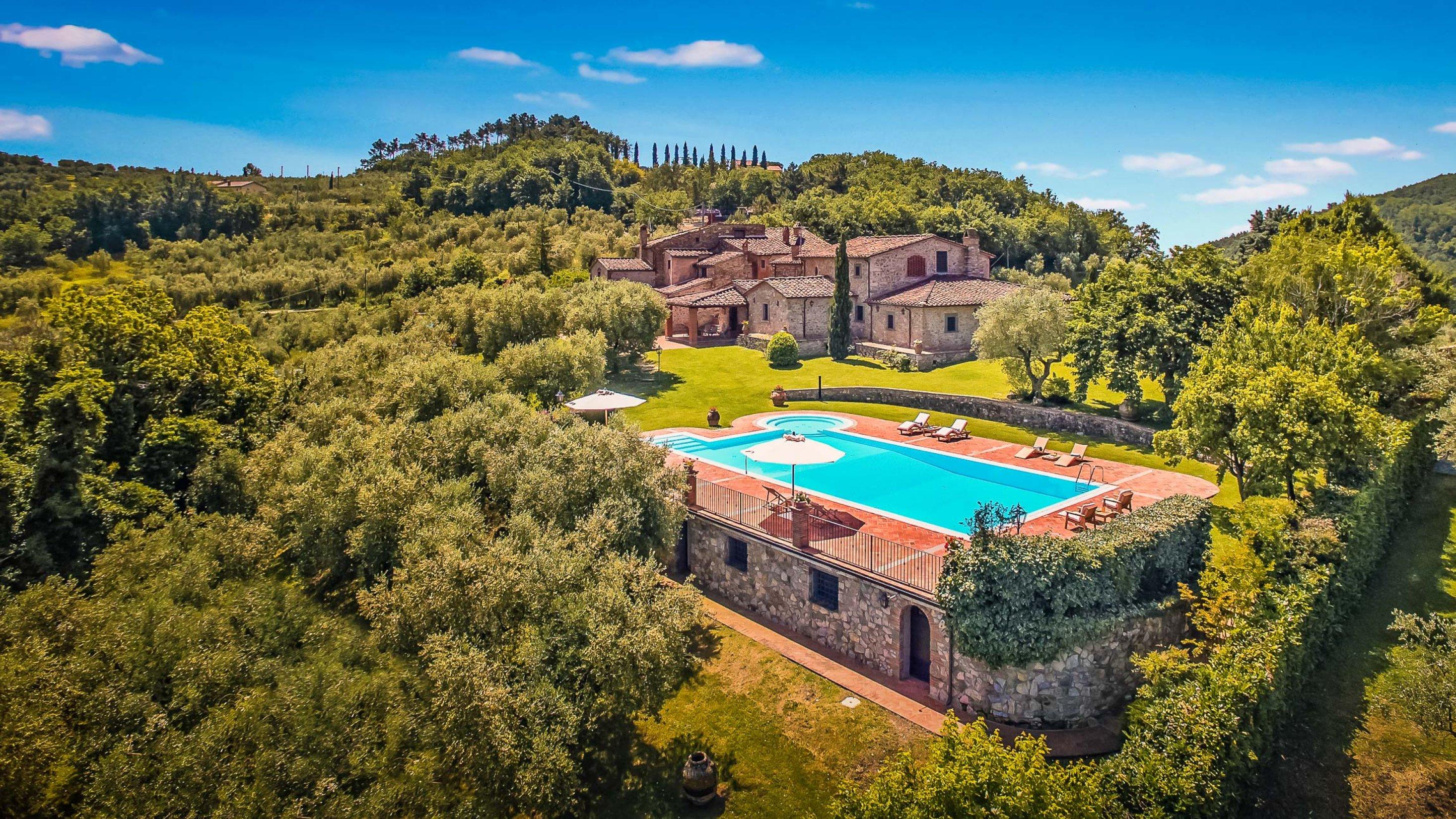 Villa dell' Angelo Tuscany