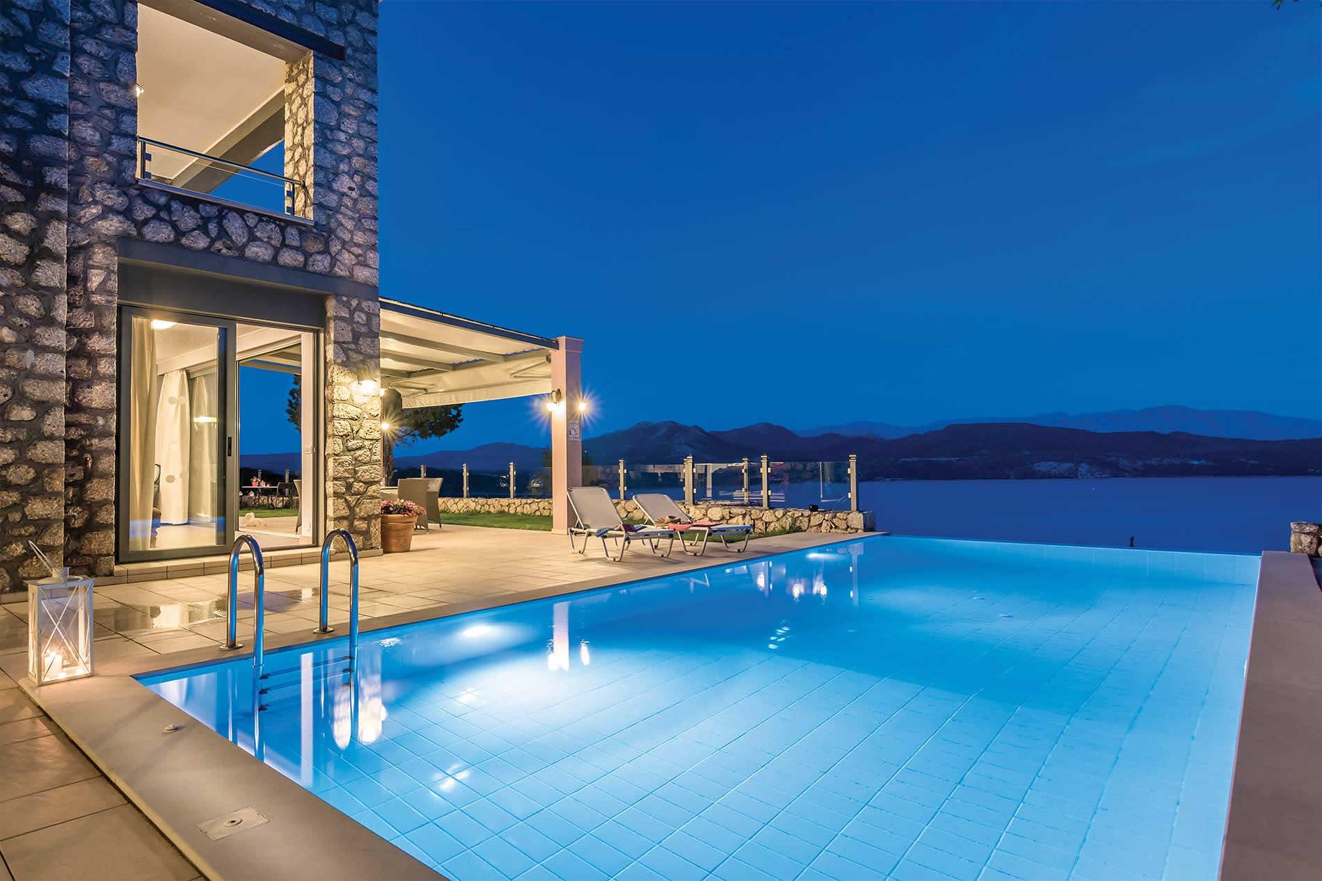 Villa Tina Lefkada