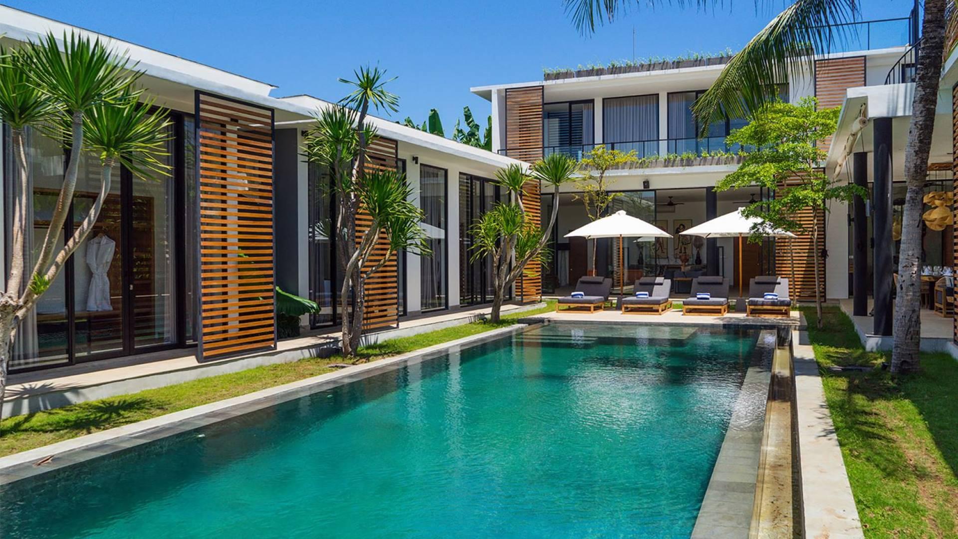 Canggu Beachside Villas Bali By Uniquevillas