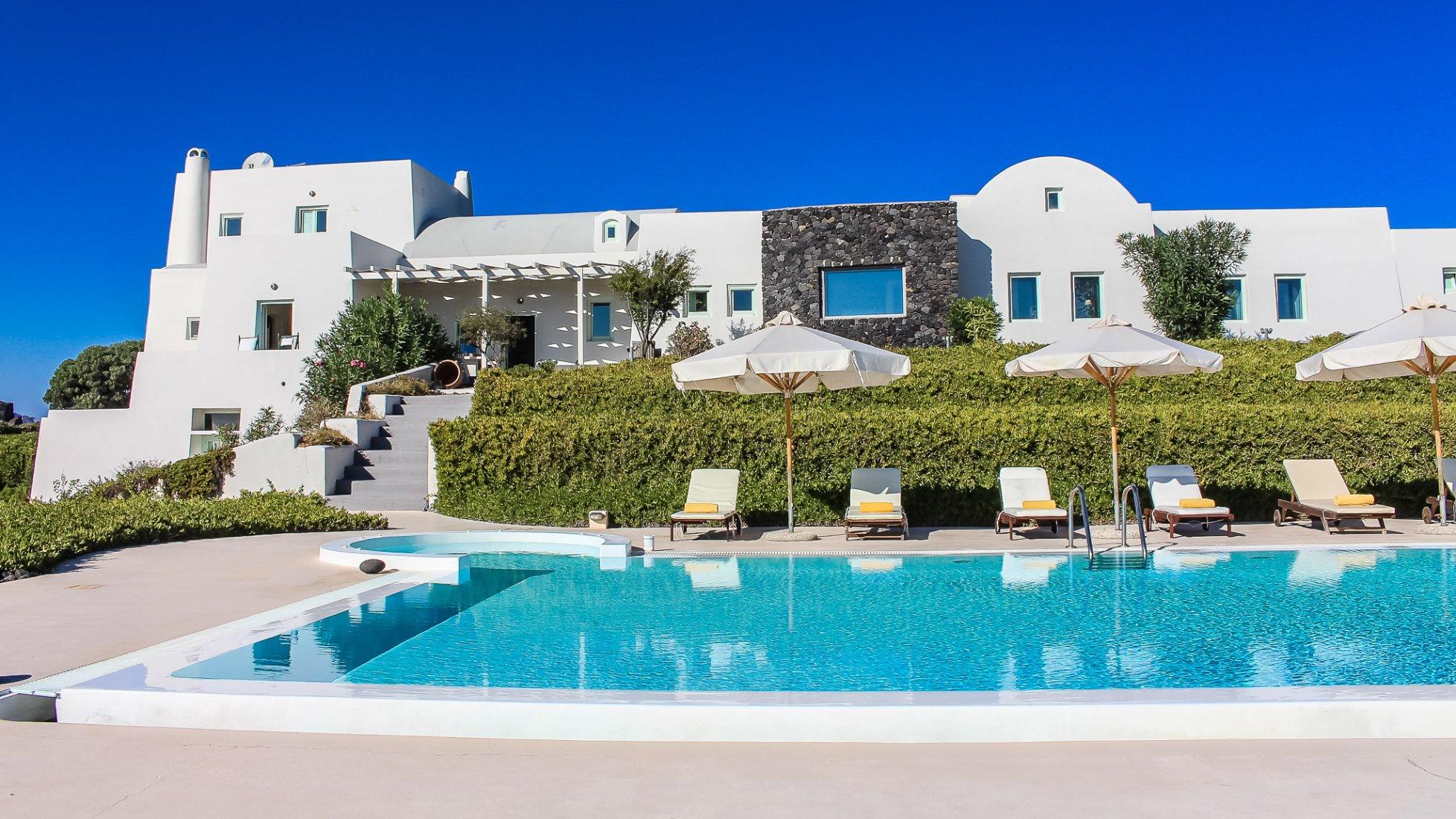 Blackrock Villa Santorini