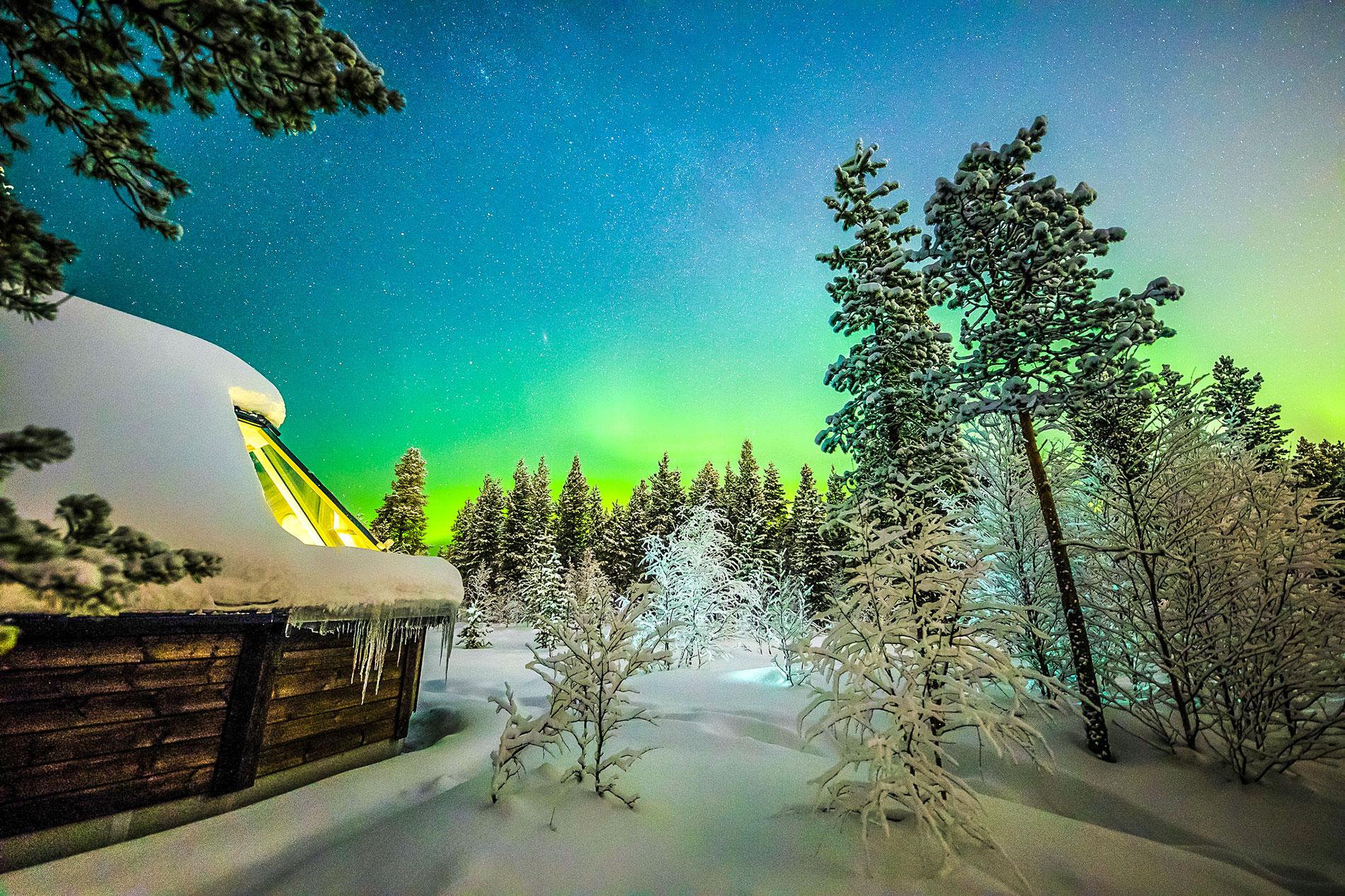 Aurora Village Ivalo Lapland