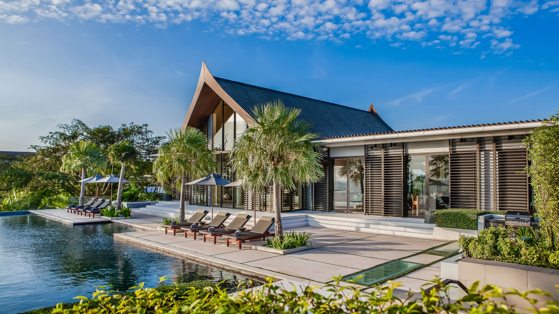 Villa Sawarin Phuket