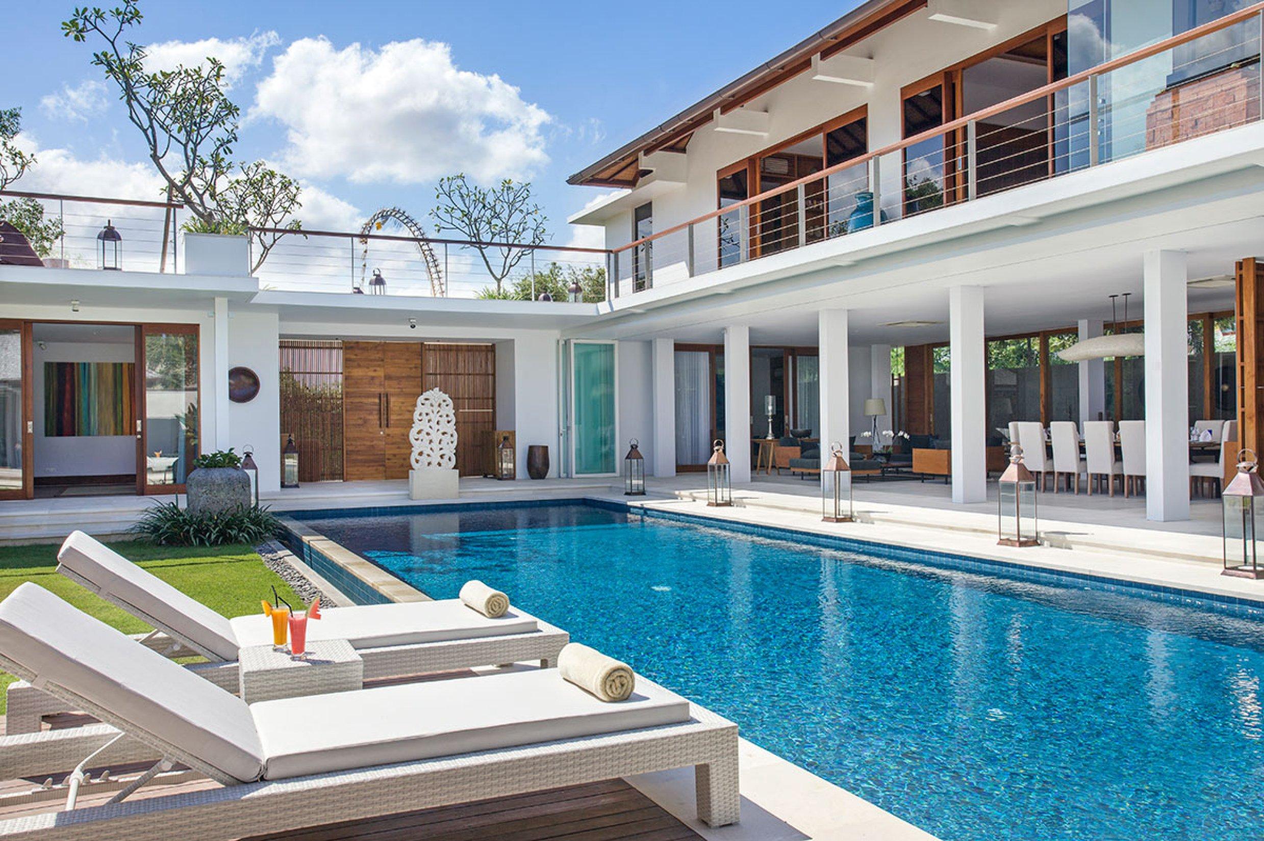 Villa Cendrawasih Seminyak