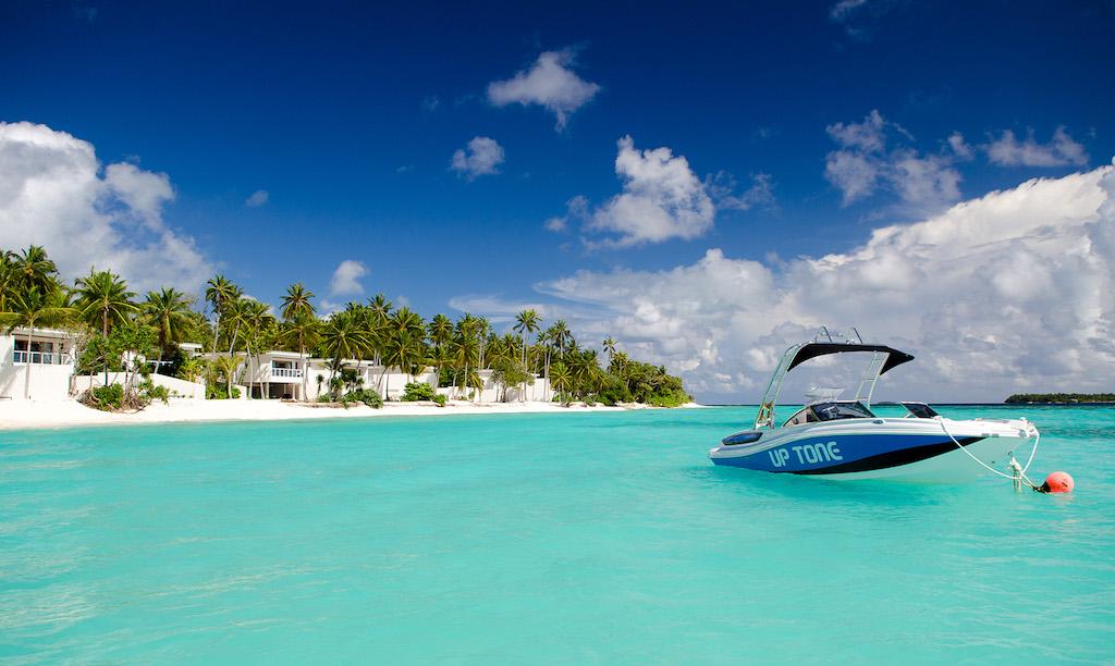 Amilla Beach Villa Residences Maldives