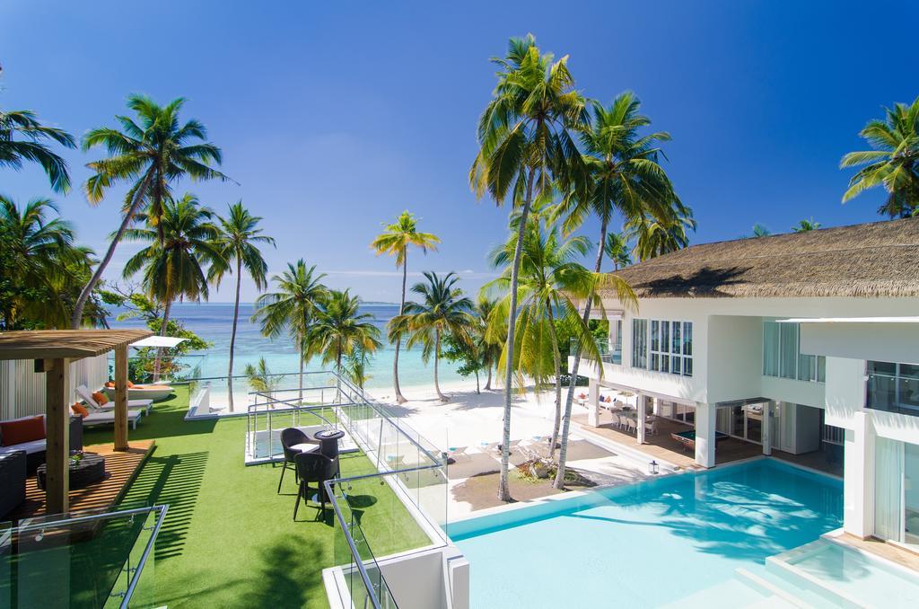 The Amilla Villa Estate Maldives
