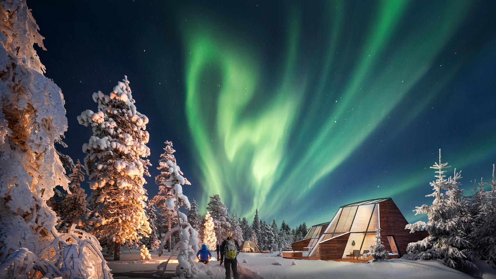 Glass Resort Rovaniemi