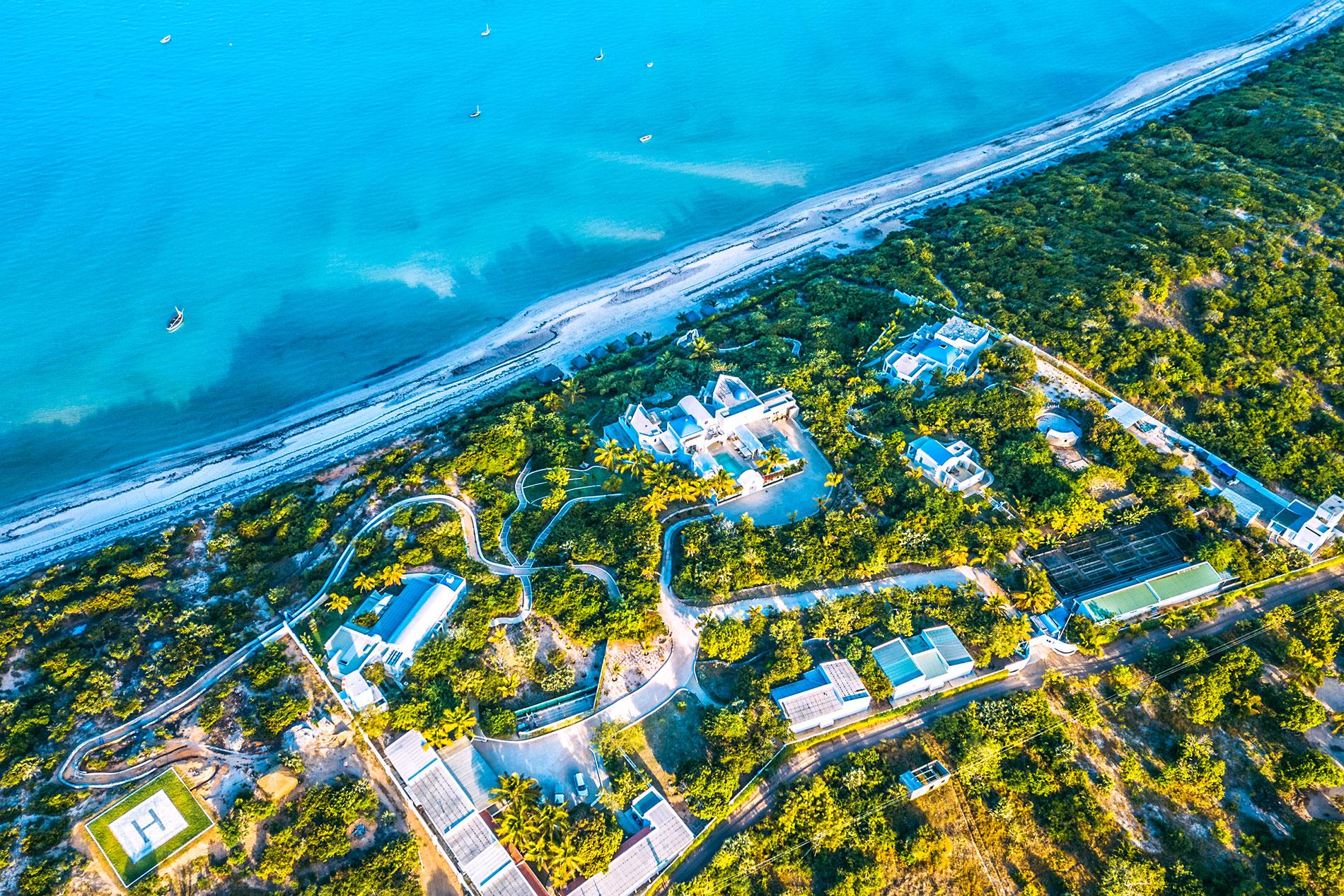 Estate Santorini Mozambique Vilanculos
